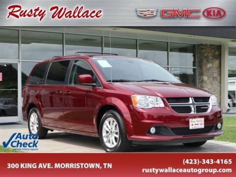 2019 Dodge Grand Caravan for sale at RUSTY WALLACE CADILLAC GMC KIA in Morristown TN