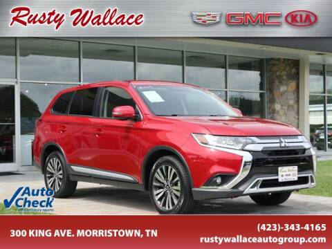 2019 Mitsubishi Outlander for sale at RUSTY WALLACE CADILLAC GMC KIA in Morristown TN