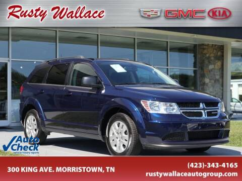 2018 Dodge Journey for sale at RUSTY WALLACE CADILLAC GMC KIA in Morristown TN
