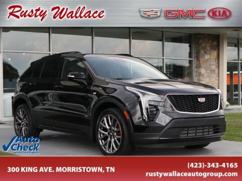 2021 Cadillac XT4 for sale at RUSTY WALLACE CADILLAC GMC KIA in Morristown TN