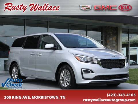 2021 Kia Sedona for sale at RUSTY WALLACE CADILLAC GMC KIA in Morristown TN