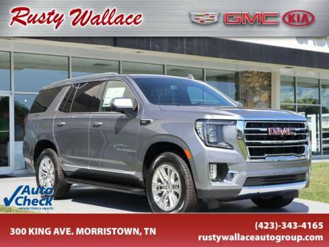 2021 GMC Yukon for sale at RUSTY WALLACE CADILLAC GMC KIA in Morristown TN