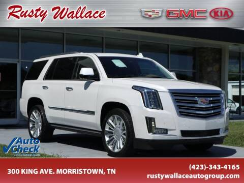 2016 Cadillac Escalade for sale at RUSTY WALLACE CADILLAC GMC KIA in Morristown TN