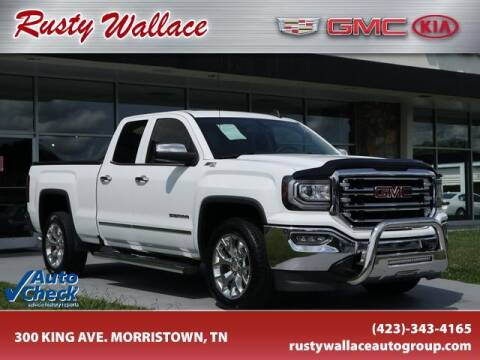 2017 GMC Sierra 1500 for sale at RUSTY WALLACE CADILLAC GMC KIA in Morristown TN