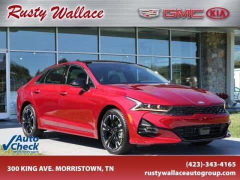 2021 Kia K5 for sale at RUSTY WALLACE CADILLAC GMC KIA in Morristown TN