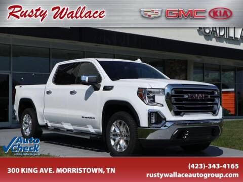 2020 GMC Sierra 1500 for sale at RUSTY WALLACE CADILLAC GMC KIA in Morristown TN
