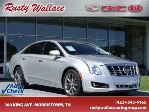 2014 Cadillac XTS for sale at RUSTY WALLACE CADILLAC GMC KIA in Morristown TN
