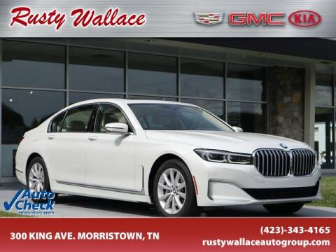 2020 BMW 7 Series for sale at RUSTY WALLACE CADILLAC GMC KIA in Morristown TN