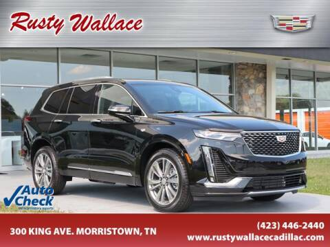 2021 Cadillac XT6 for sale at RUSTY WALLACE CADILLAC GMC KIA in Morristown TN