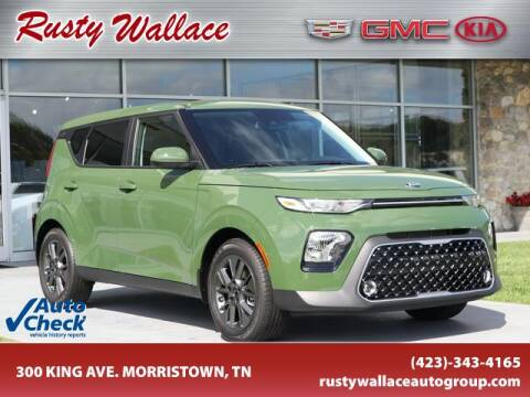2021 Kia Soul for sale at RUSTY WALLACE CADILLAC GMC KIA in Morristown TN