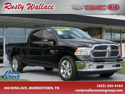 2019 RAM Ram Pickup 1500 Classic for sale at RUSTY WALLACE CADILLAC GMC KIA in Morristown TN