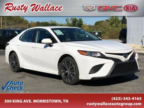2019 Toyota Camry for sale at RUSTY WALLACE CADILLAC GMC KIA in Morristown TN
