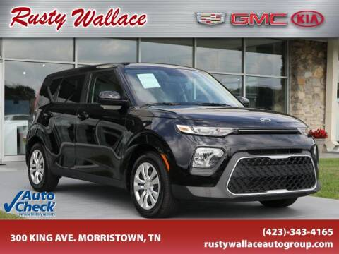 2020 Kia Soul for sale at RUSTY WALLACE CADILLAC GMC KIA in Morristown TN