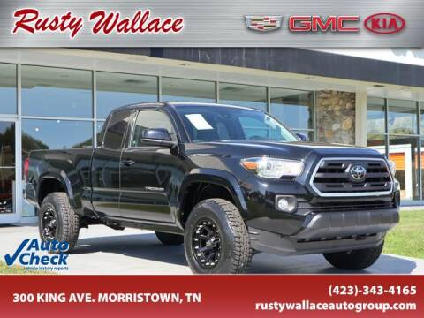 2019 Toyota Tacoma for sale at RUSTY WALLACE CADILLAC GMC KIA in Morristown TN