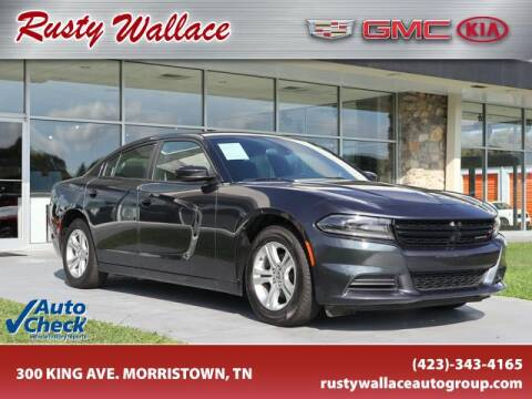 2019 Dodge Charger for sale at RUSTY WALLACE CADILLAC GMC KIA in Morristown TN