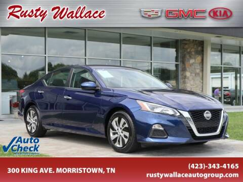 2019 Nissan Altima for sale at RUSTY WALLACE CADILLAC GMC KIA in Morristown TN