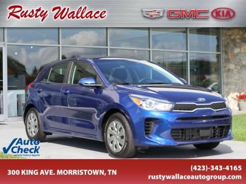2020 Kia Rio 5-Door for sale at RUSTY WALLACE CADILLAC GMC KIA in Morristown TN