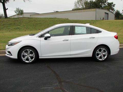 2017 Chevrolet Cruze for sale in Van Buren, AR