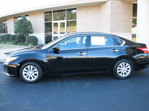 2016 Nissan Altima for sale in Van Buren, AR