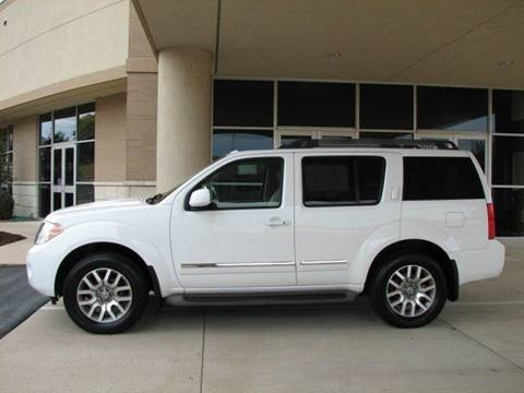 2010 Nissan Pathfinder for sale in Van Buren, AR