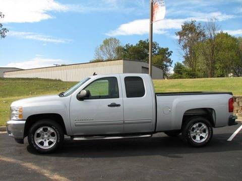 2013 Chevrolet Silverado 1500 for sale in Van Buren, AR