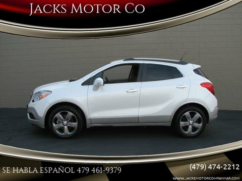 Jacks Auto Sales Mountain Home Ar >> 2014 Buick Encore For Sale In Van Buren Ar