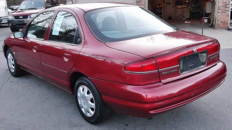 1999 Mercury Mystique GS 4dr Sedan - Arden NC