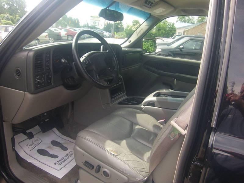 2001 Chevrolet Silverado 1500HD 4dr Crew Cab LS 4WD SB - Arden NC