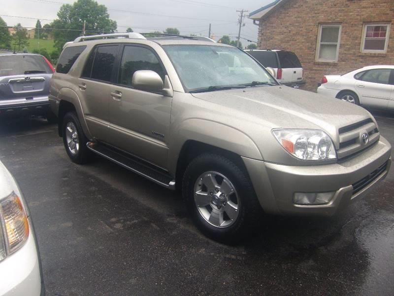 2003 Toyota 4Runner Limited 4dr SUV - Arden NC