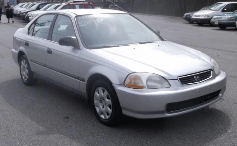 1998 Honda Civic LX 4dr Sedan - Arden NC