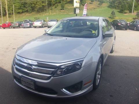 2012 Ford Fusion for sale in Arden, NC