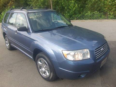 2007 Subaru Forester for sale in Arden, NC