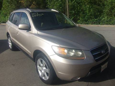 2007 Hyundai Santa Fe for sale in Arden, NC