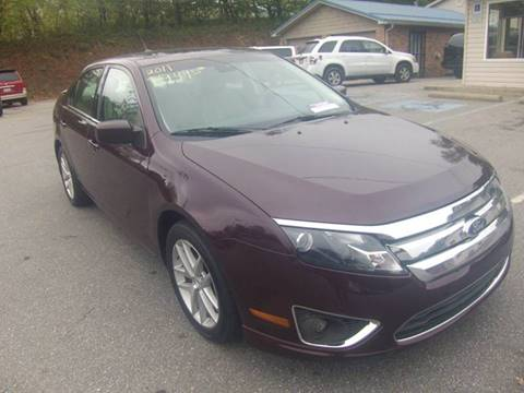 2011 Ford Fusion for sale in Arden, NC