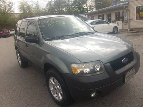 2007 Ford Escape for sale in Arden, NC