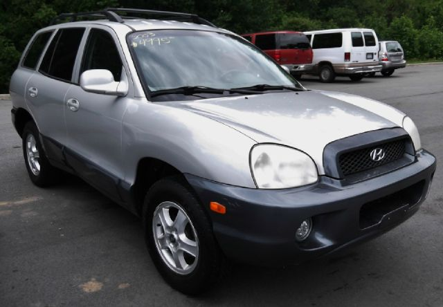 2003 Hyundai Santa Fe For Sale At Ricky Rogers Auto Sales In Arden NC