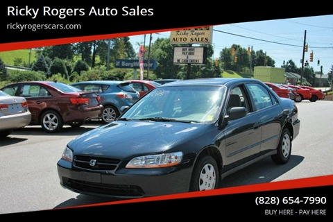 2000 Honda Accord For Sale In Arden, NC