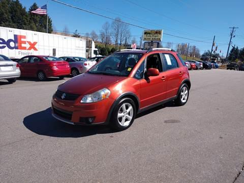 2007 Suzuki SX4 Crossover for sale in Arden, NC