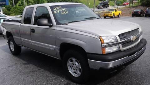 2004 Chevrolet Silverado 1500 for sale in Arden, NC