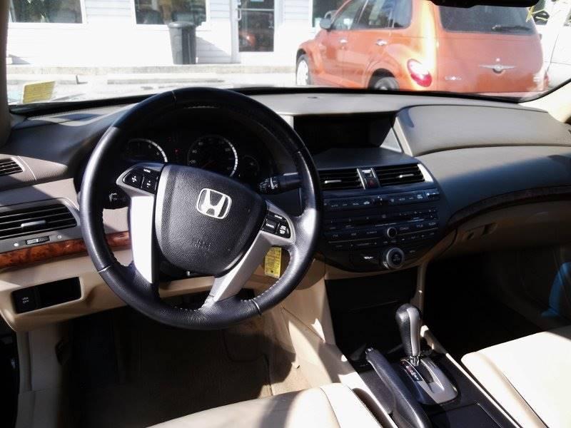 2008 Honda Accord EX-L V6 4dr Sedan 5A - Arden NC