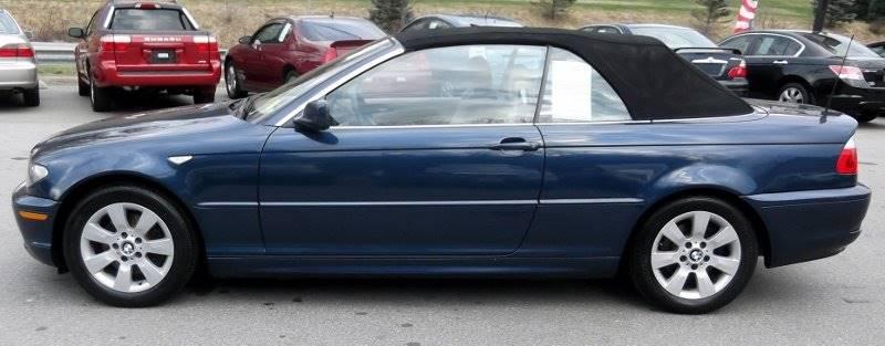 2006 BMW 3 Series 325Ci 2dr Convertible - Arden NC