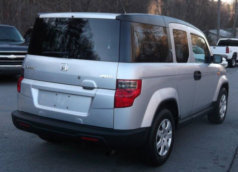 2009 Honda Element AWD LX 4dr SUV 5A - Arden NC