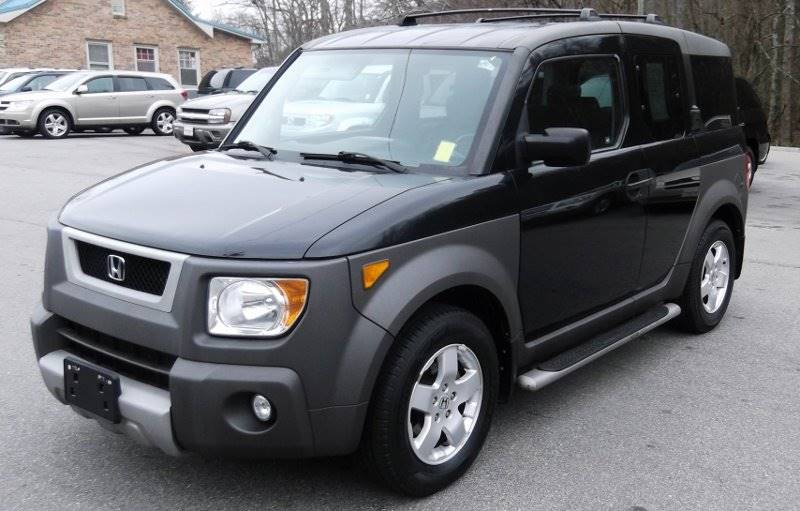 2004 Honda Element For Sale At Ricky Rogers Auto Sales In Arden NC