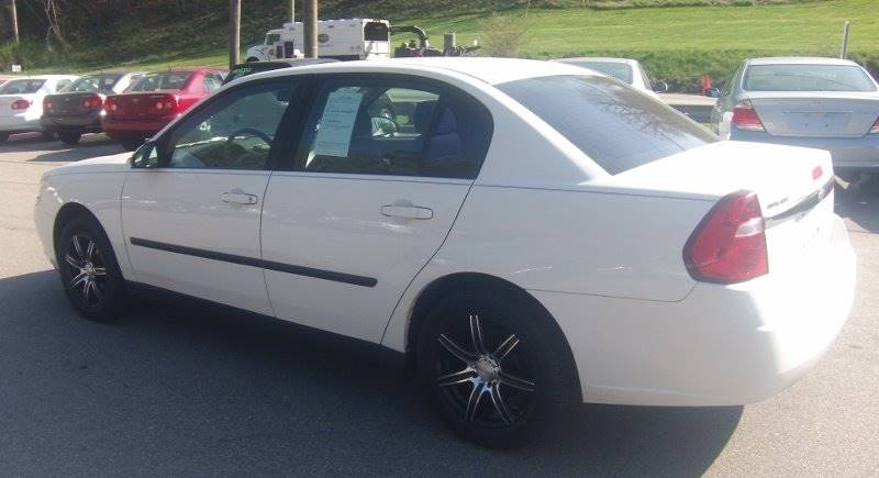 2005 Chevrolet Malibu 4dr Sedan - Arden NC