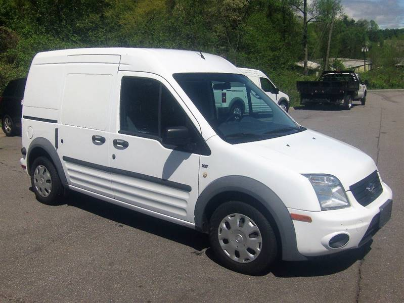 2012 Ford Transit Connect XLT 4dr Cargo Mini-Van w/Rear Glass - Arden NC