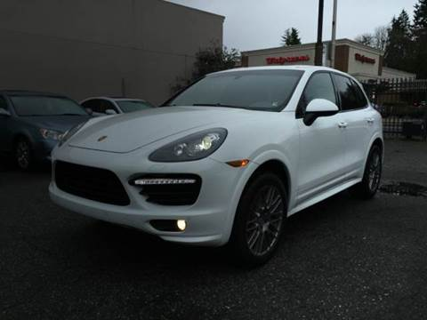 2014 Porsche Cayenne for sale at First Union Auto in Seattle WA