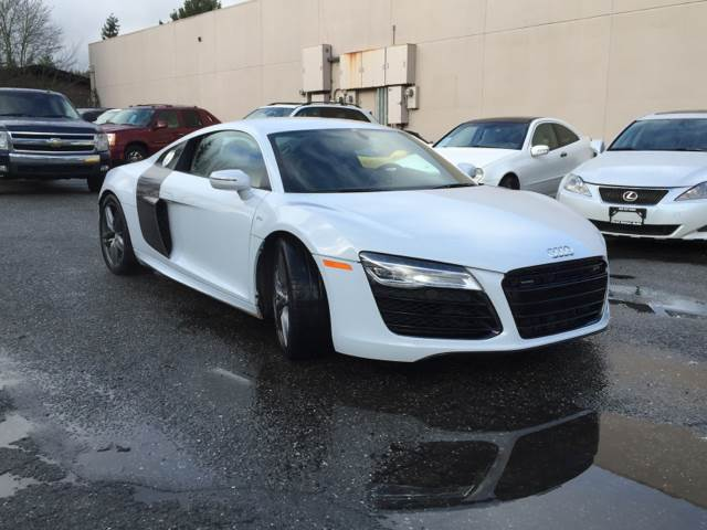 2014 Audi R8 for sale at First Union Auto in Seattle WA