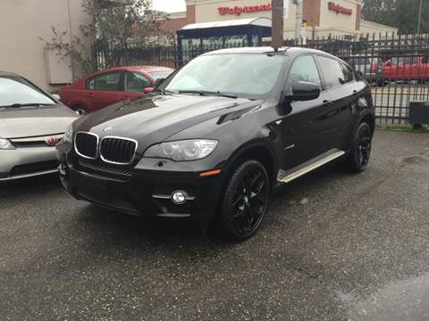 2011 BMW X6 for sale at First Union Auto in Seattle WA