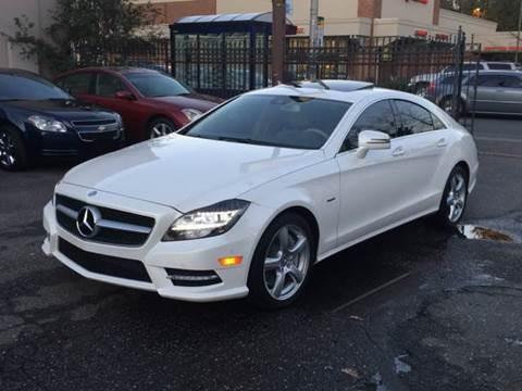 2012 Mercedes-Benz CLS-Class for sale at First Union Auto in Seattle WA