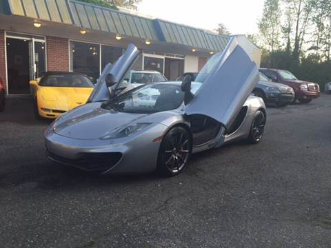 2012 McLaren MP4-12C for sale at First Union Auto in Seattle WA